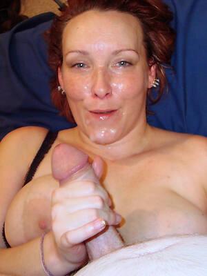 beautiful german mature handjob naked pics