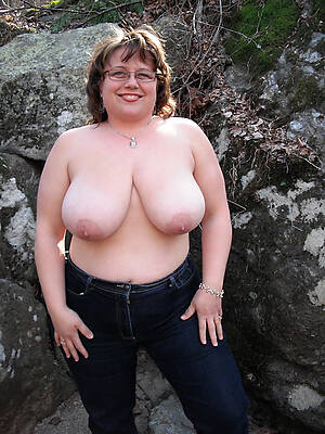 amazing of age big teat milf
