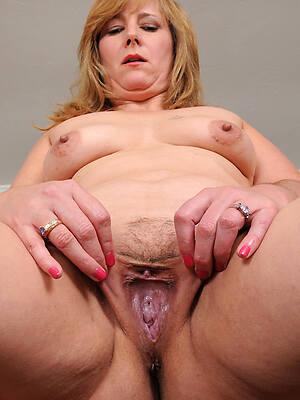 unorthodox pics be proper of sexy close up mature pussy