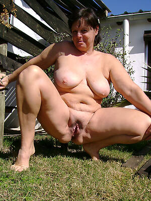 naked women just displaying her pussy