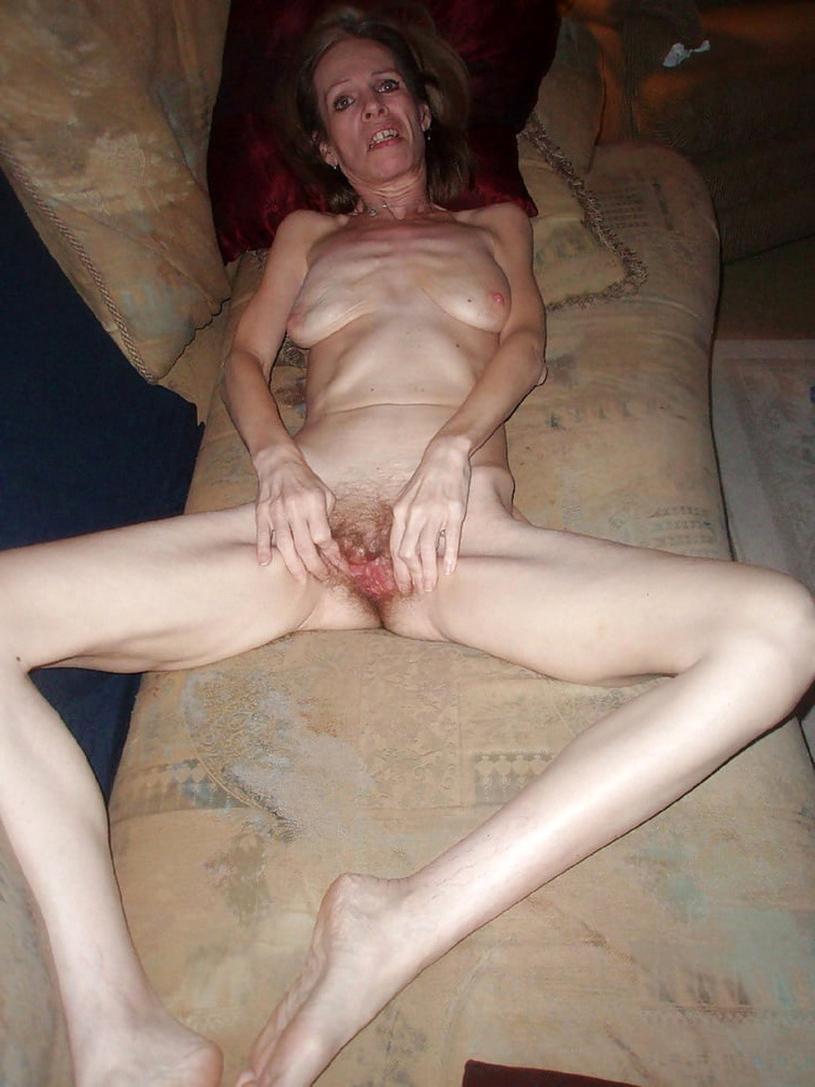 Mature porn pics skinny Skinny Mature
